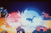Mew And Mewtwo In The Animated Movie 'PokemonThe First Movie'