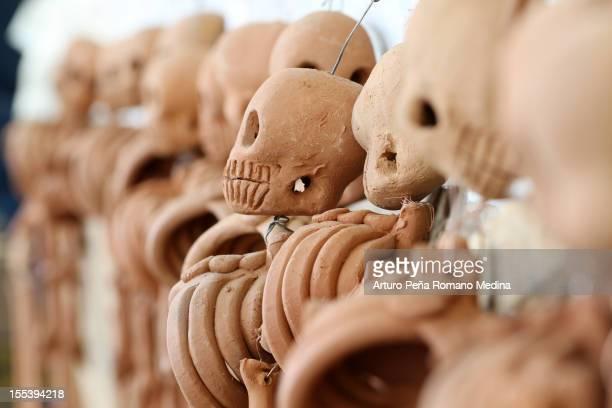 mexica skull