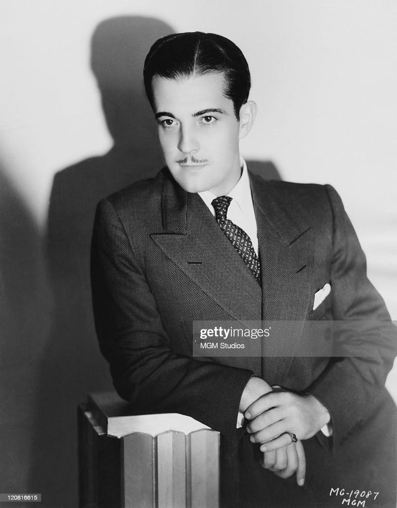 Mexican actor <a gi-track='captionPersonalityLinkClicked' href=/galleries/search?phrase=Ramon+Novarro&family=editorial&specificpeople=213332 ng-click='$event.stopPropagation()'>Ramon Novarro</a> (1899 - 1968), circa 1925.