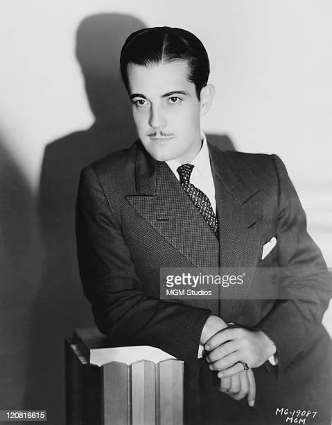 Mexican actor Ramon Novarro circa 1925