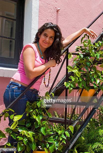 mexican actress tiare scanda poses for portraits during a photo session on august 5 2010 in