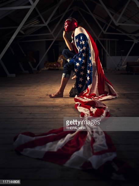 Mexicaine luchador américain