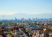 Mexican cityscape