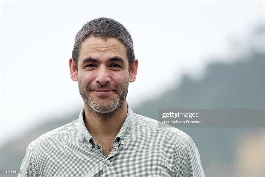 Mexican director Fernando Eimbcke attends 'Club Sandwich' photocall at Kursaal during 61st San Sebastian International Film Festival on September 25, 2013 in San Sebastian, Spain.