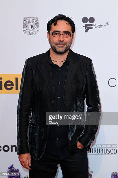 Mexican filmmaker Carlos Bolado attends the red carpet of Premios Ariel 2016 at Nacional Auditorium on May 17 2016 in Mexico City Mexico