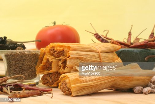 Mexican Food : Stock Photo