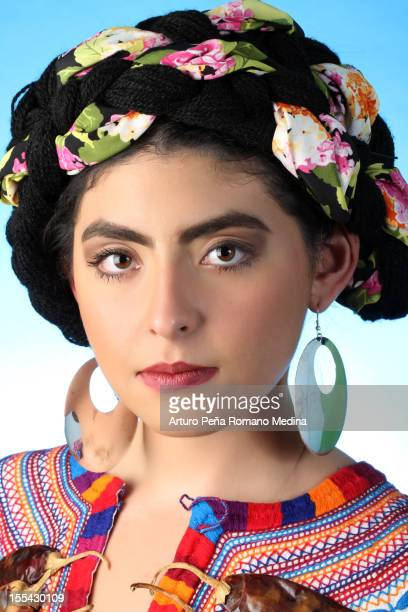 Fille mexicaine