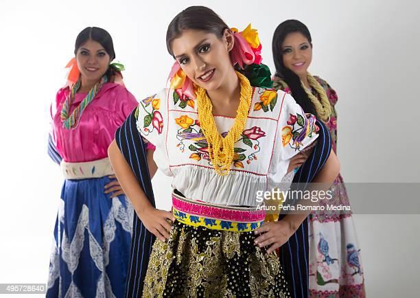 Mexikanische Mädchen