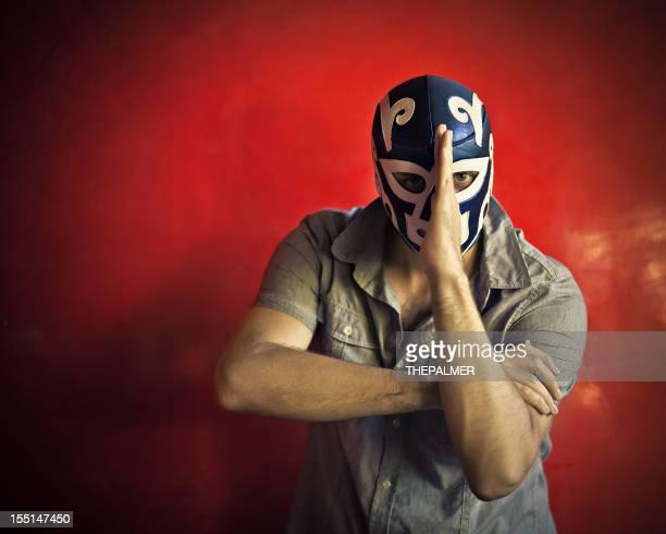 luchador mexicaine