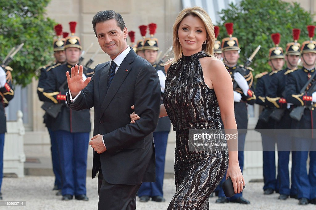 State Dinner In Honor Of Mexican President Enrique Pana Nieto