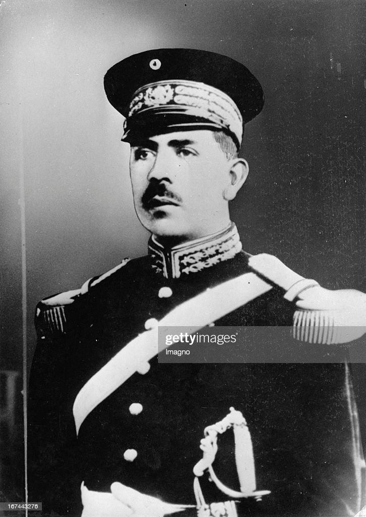 Mexican president Lazaro Cardenas. Photograph. About 1935. (Photo by Imagno/Getty Images) Der mexikanische Staatspräsident Lazaro Cardenas. Photographie. Mexiko. Um 1935.