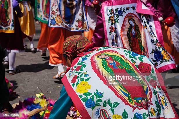Mexican religious fiesta