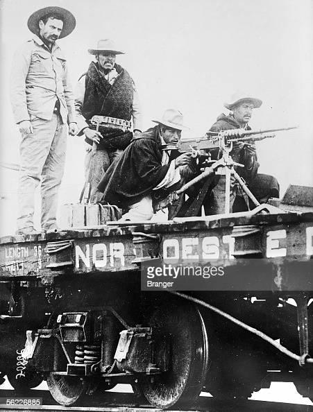 mexican machine gun