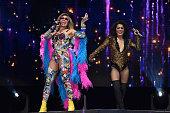 Gloria Trevi And Alexandra Guzman In Concert - Denver,...