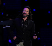 Mexican singer Marco Antonio Solis performs during the 52st Vina del Mar International Song Festival on February 23 2011 in Vina del Mar Chile AFP...