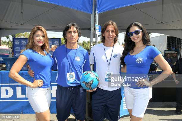 Mexican soccer players Paulo Cesar 'Tilon' Chavez and Jose Guadalupe 'Lupillo' Castaneda partnered with the brand that's famous among friends to...