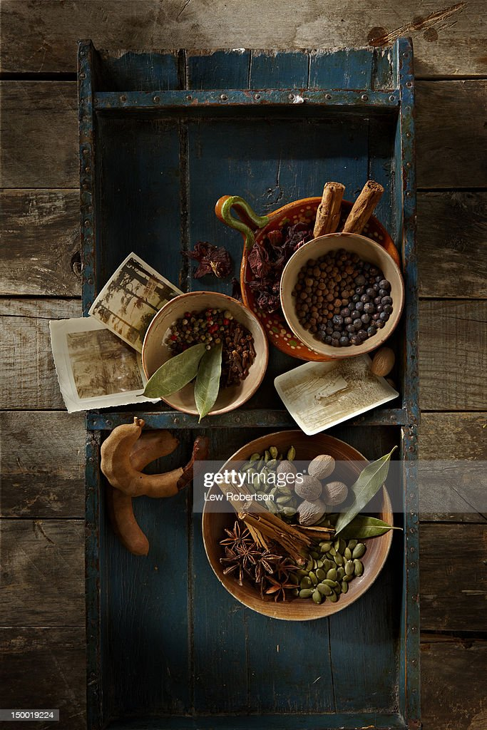 Mexican Spices : Stock Photo