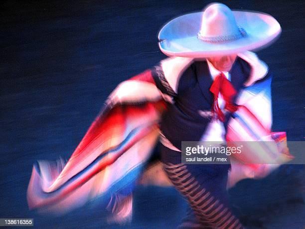 Mexican traditional dancer, Guadalajara