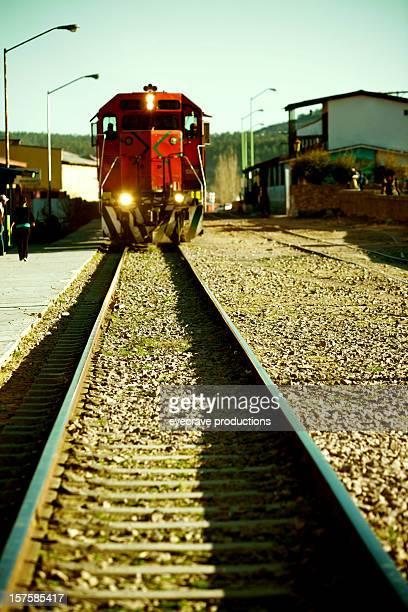 メキシコエンジン鉄道駅