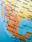 mexico and neighbor countries