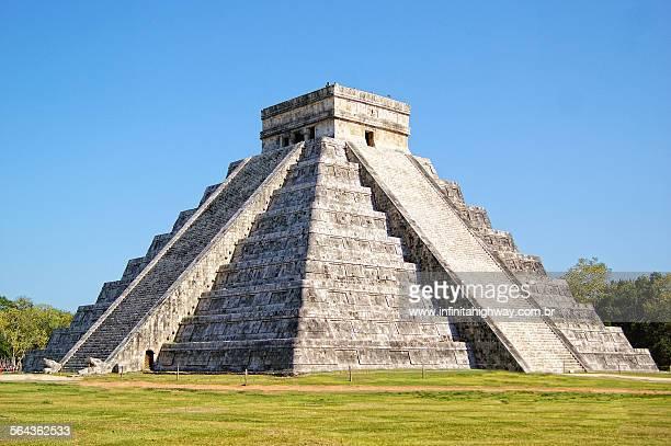 Mexico Chichen Itza El Castillo