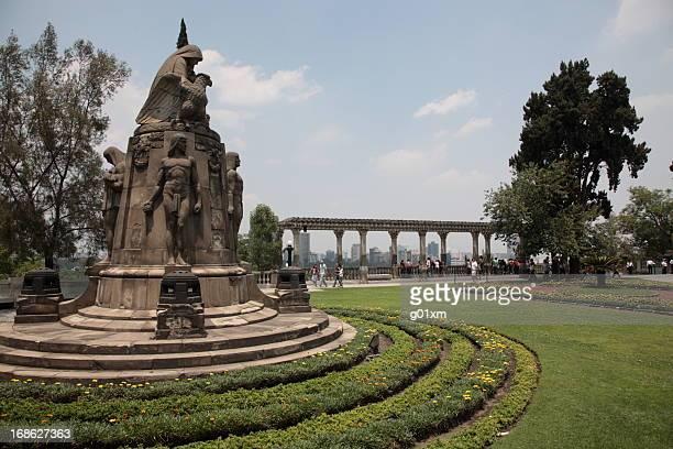 Le château de Chapultepec, Mexico City