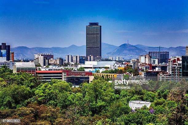 Mexico City Landscape