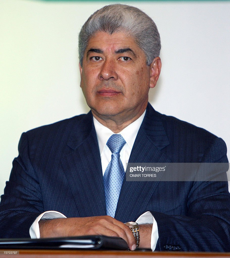 <b>Francisco Javier</b> Ramirez is seen during the ceremony where he was designated ... - mexico-city-mexico-francisco-javier-ramirez-is-seen-during-the-where-picture-id72722737