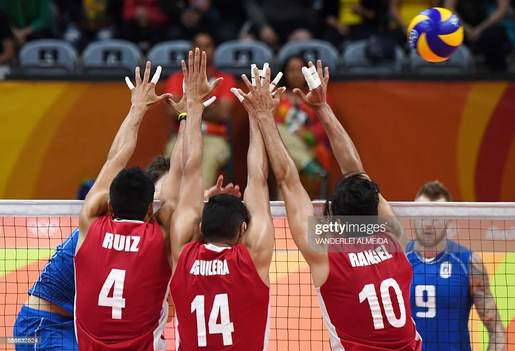 Volleyball - Olympics: Day 6