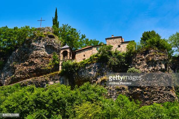 Mgvimevi Monastery church, Georgia