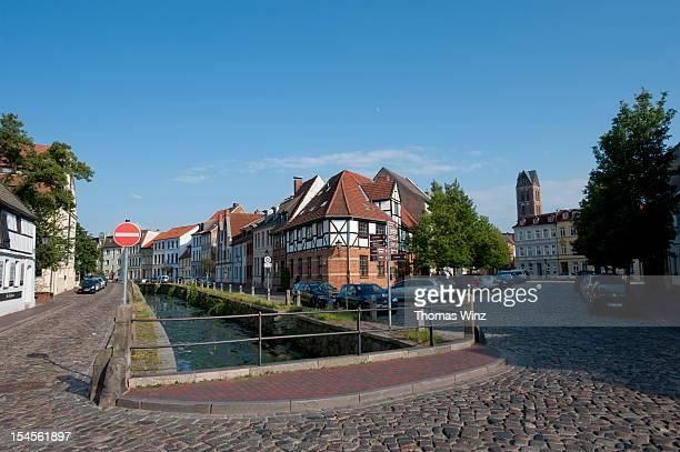 M?hlenbach in Wismar