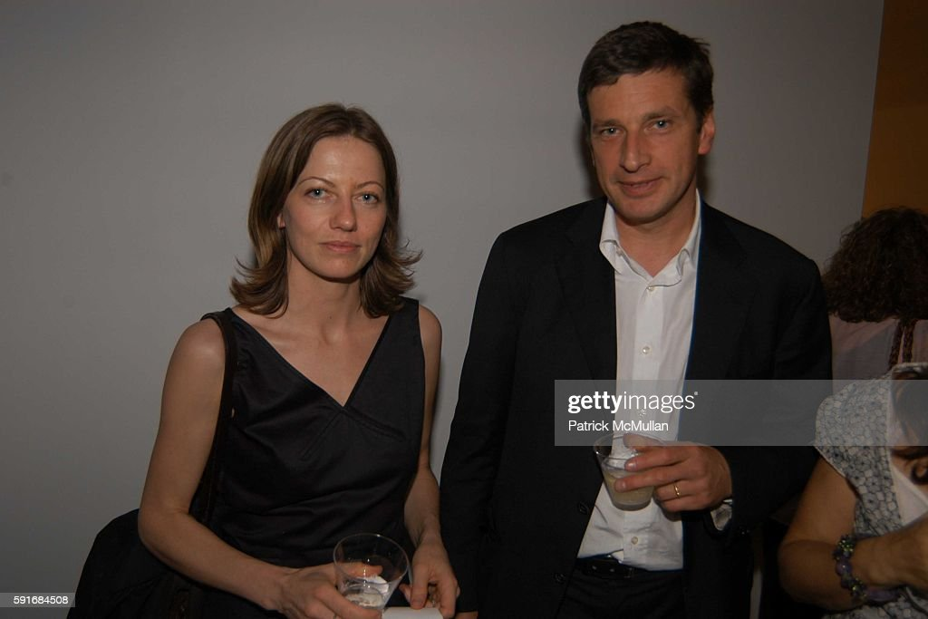 Mia Enell and Nichola Ries attend New Museum Hosts Opening Reception for Aernout Mik's Refraction Rhizome Artbase 101 at New Museum Of Contemporary...