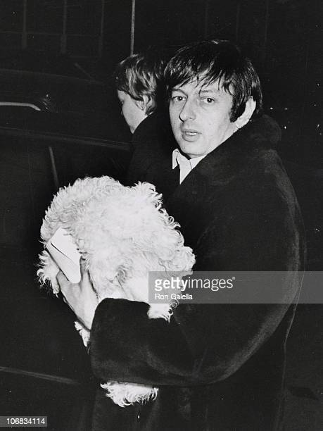 Mia Farrow and Andre Previn during Mia Farrow and Andre Previn Sighting at Andre Previn's Apartment in New York City March 12 1969 at Andre Previn's...