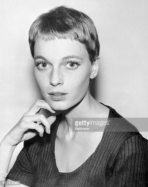Mia Farrow star of Peyton Place and occasional yachting guest of Frank Sinatra was also known for her long tresses until a recent trip to the...