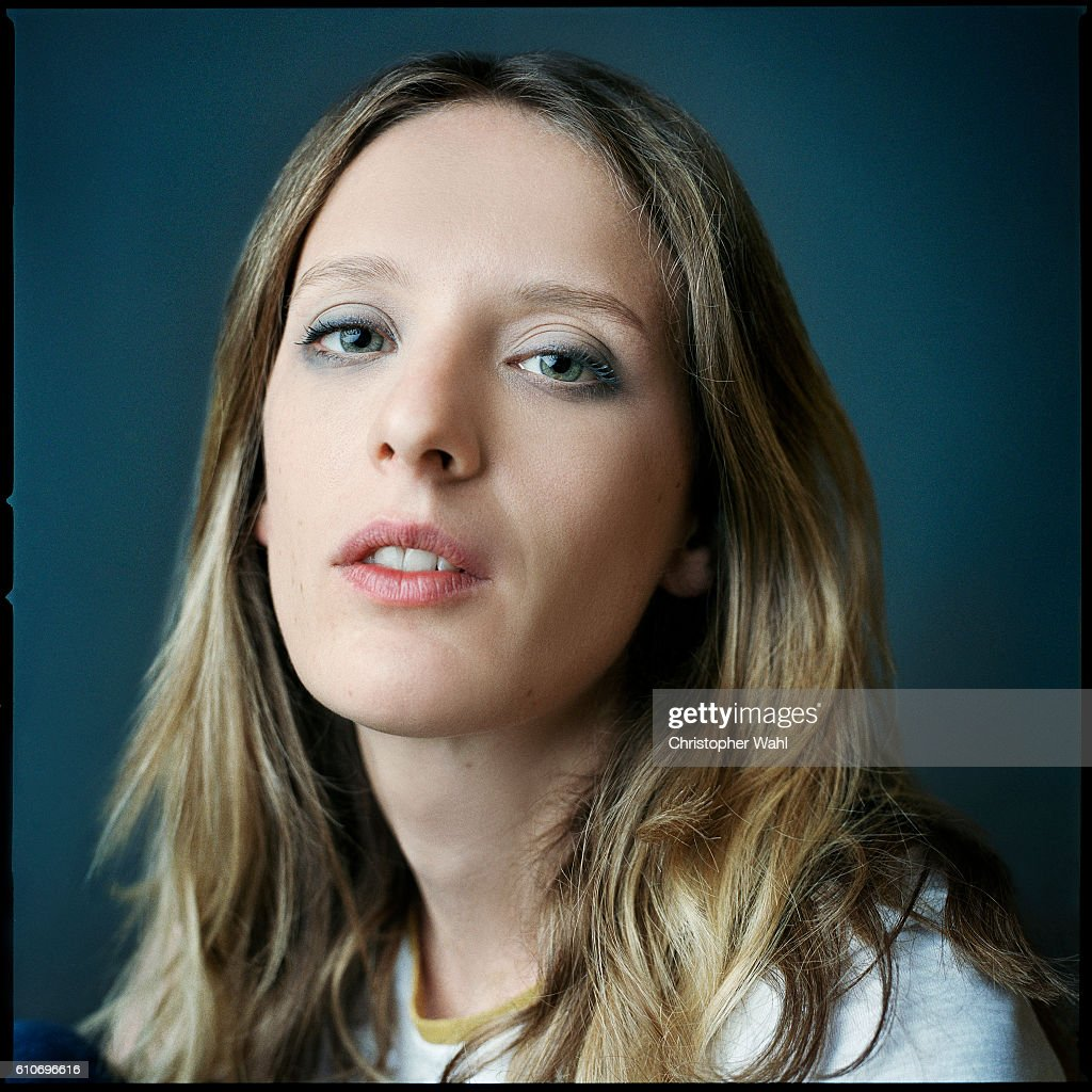 Mia Hansen-Love is photographed for The Globe and Mail on September 12, 2016 in Los Angeles, California.