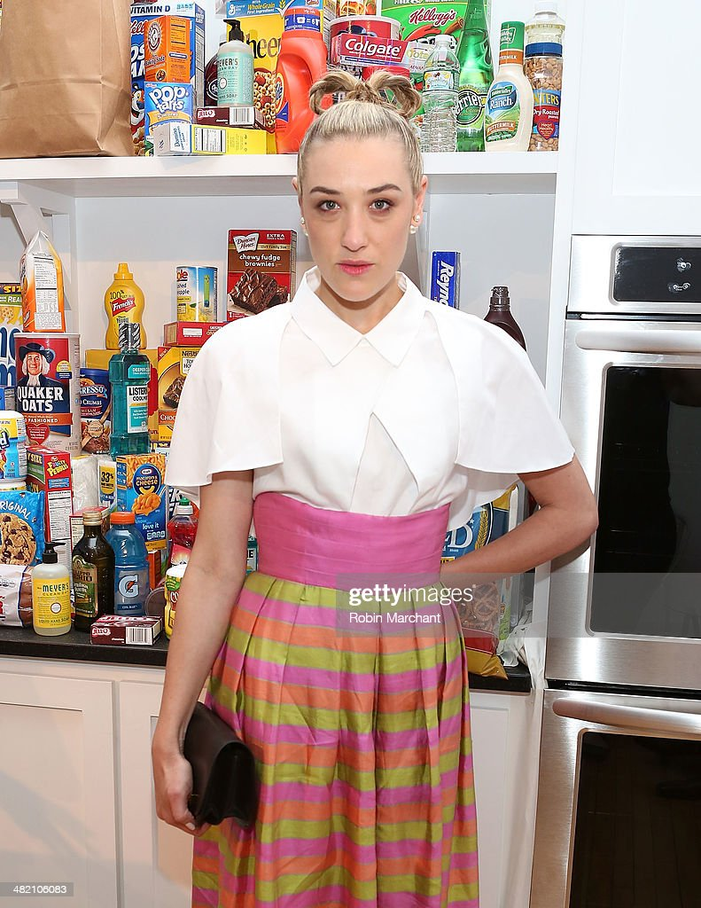 Mia Moretti attends American Express #EveryDayMoments at Home Studios on April 2, 2014 in New York City.