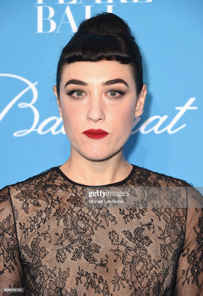 Mia Moretti attends the 12th Annual UNICEF Snowflake Ball at Cipriani Wall Street on November 29, 2016 in New York City.