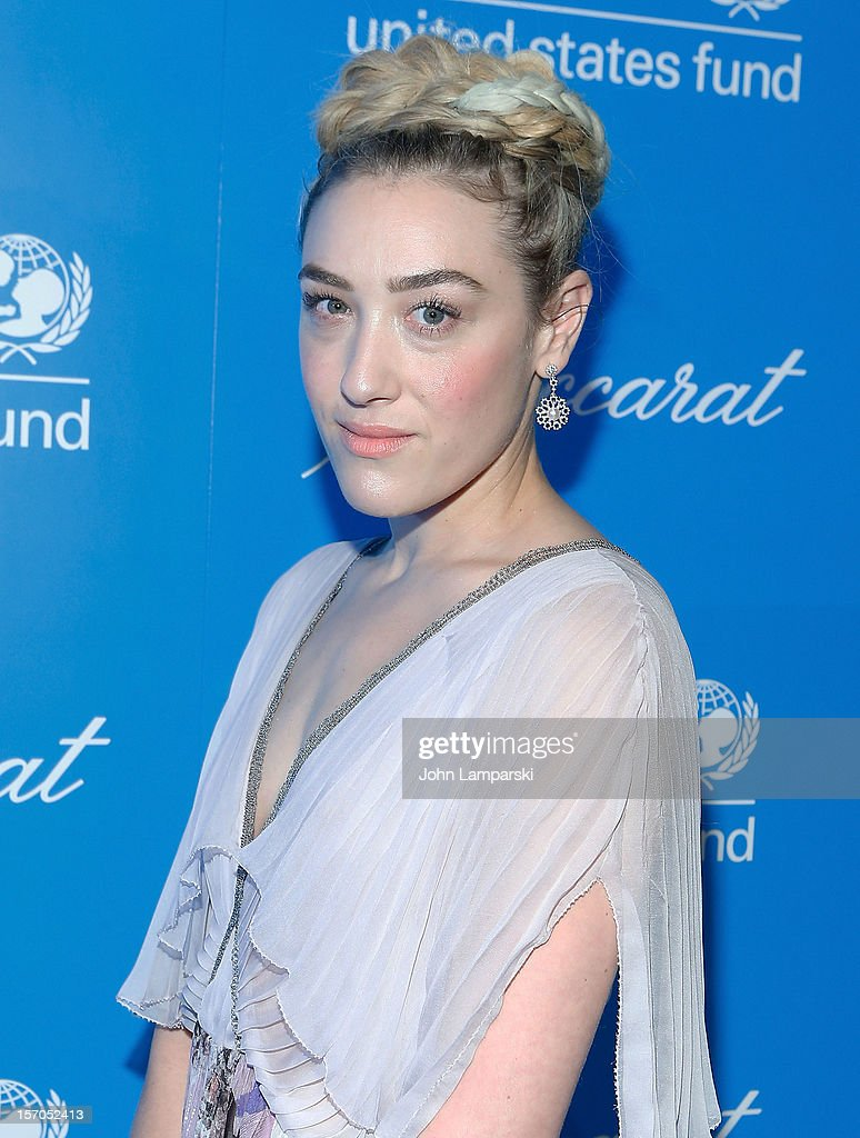 Mia Moretti attends the UNICEF Snowflake Ball 2012 at Cipriani 42nd Street on November 27, 2012 in New York City.