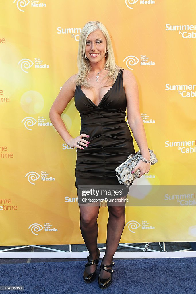 Mia Shagena of 'Police Women of Dallas' attends the Time Warner Cable Media Upfront Event 'Summertime Is Cable Time' on May 12, 2011 in Dallas, Texas.