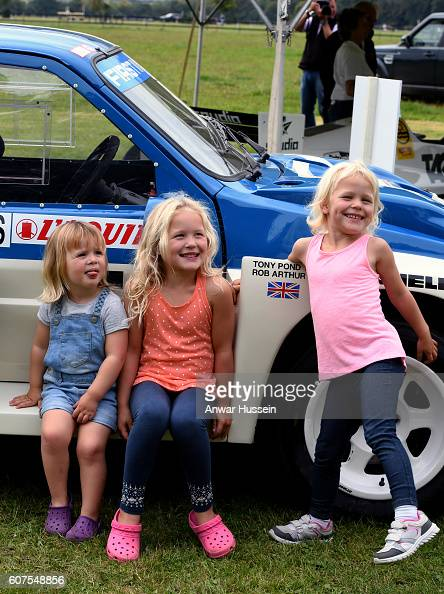 mia-tindall-and-her-cousins-savannah-phillips-and-isla-phillips-the-picture-id607548856