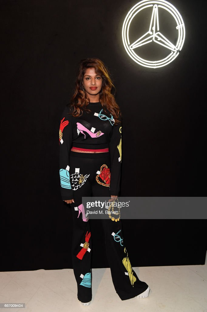 Mercedes-Benz and M.I.A Present The Mbcollective Fashion Story Chapter One Launch Party