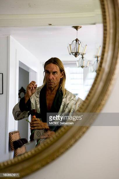 62 years old Iggy POP the former leader of The Stooges released a new solo album 'Preliminaries' he has made from the book by Michel Houellebecq's...