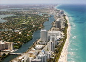 Miami Beach Coast Florida