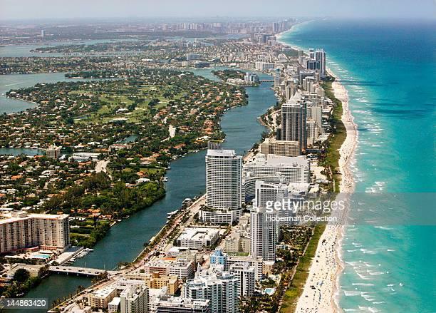 Miami Beach Coast Florida