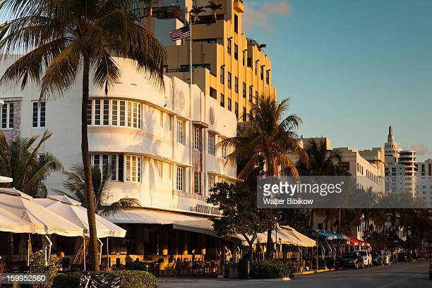 Miami Beach, FL, South Beach buildings