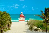 Winter Vacation time in Miami South Beach.
