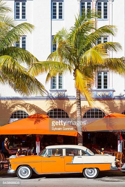 South Beach Classic Cars Stock Photos And Pictures Getty Images