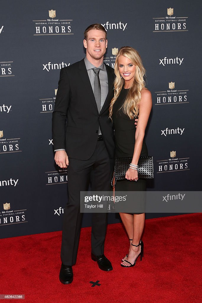 Miami Dolphins quarterback <a gi-track='captionPersonalityLinkClicked' href=/galleries/search?phrase=Ryan+Tannehill&family=editorial&specificpeople=5573174 ng-click='$event.stopPropagation()'>Ryan Tannehill</a> attends the 2015 NFL Honors at Phoenix Convention Center on January 31, 2015 in Phoenix, Arizona.