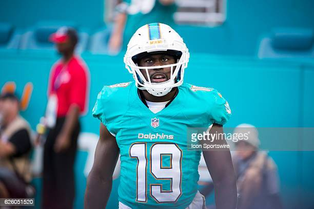da0699728 ... Miami Dolphins Wide Receiver Jakeem Grant during the NFL football game  between the New York Jets ...