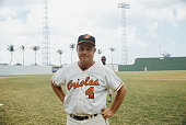 Earl Weaver Baltimore Orioles manager spring training